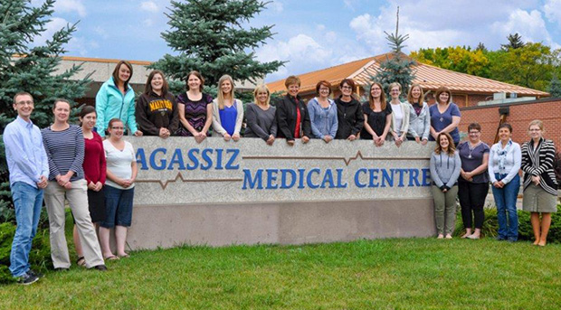 Agassiz Medical Centre staff