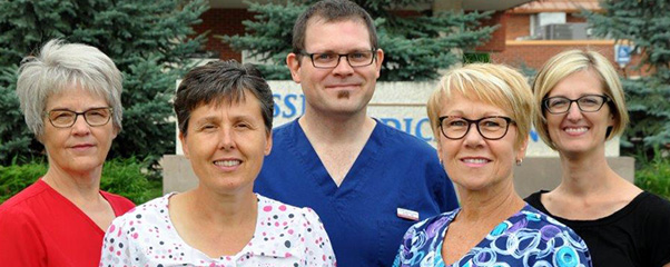 Agassiz Medical Centre nurse team