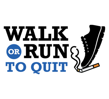 Walk or Run to Quit